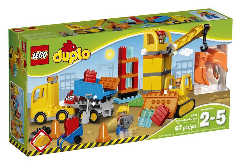 LEGO DUPLO Wielka Budowa /materiały prasowe
