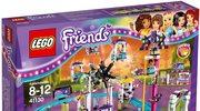 LEGO Friends - Kolejka górska w parku rozrywki