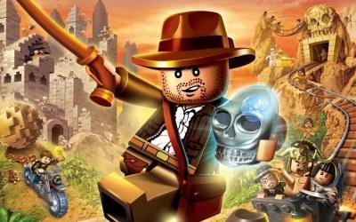 LEGO Indiana Jones 2: The Adventure Continues - fragment okładki z gry /Informacja prasowa