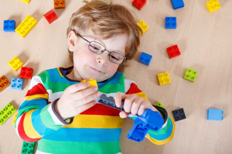 LEGO jest jedną z najbardziej szanowanych marek na świecie /123RF/PICSEL