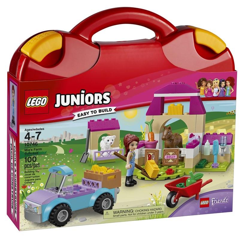 LEGO Juniors - Farma /materiały prasowe