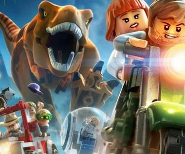 LEGO Jurassic World - zapowiedź