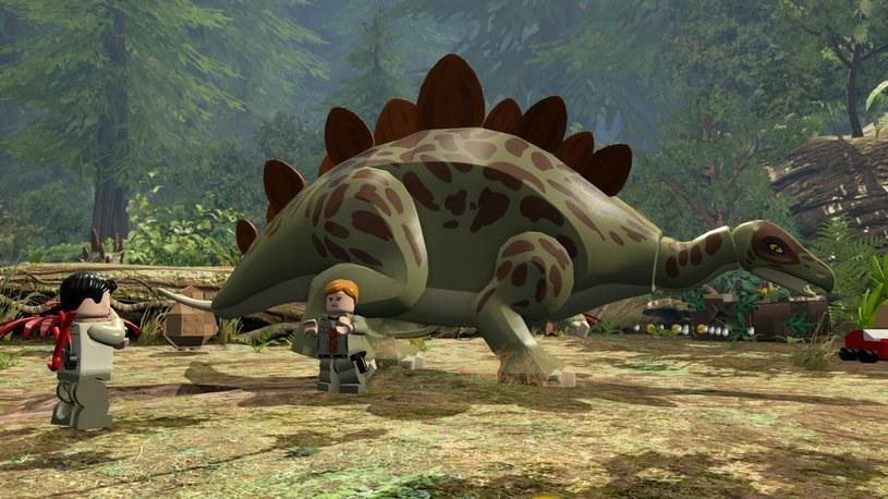 LEGO Jurassic World /materiały prasowe