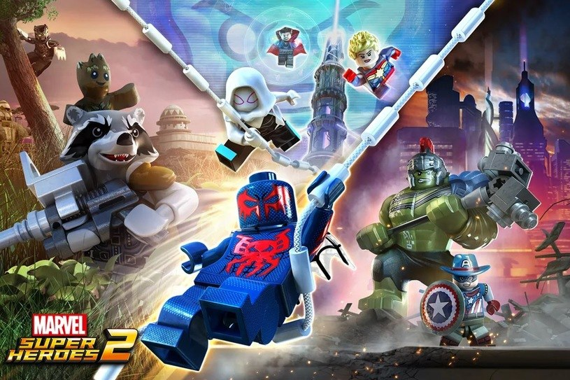 LEGO Marvel Super Heroes 2 /materiały prasowe