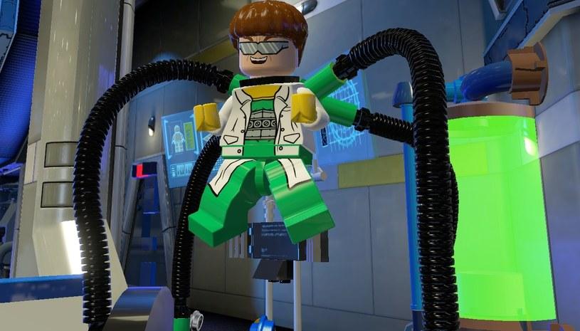 LEGO Marvel Super Heroes /materiały prasowe