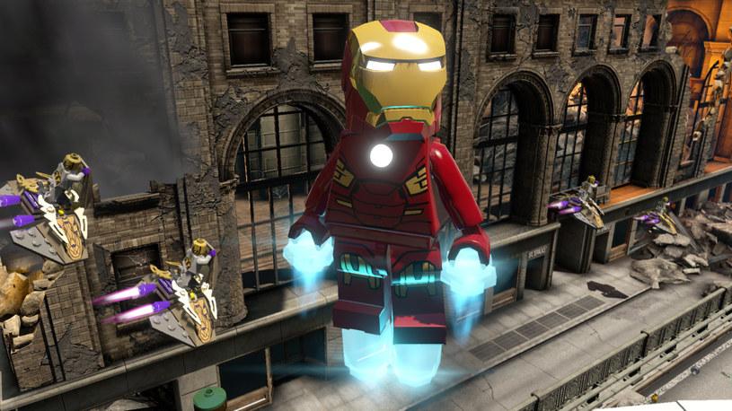 LEGO Marvel /materiały prasowe
