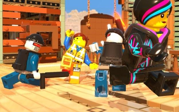 Lego Movie /materiały prasowe