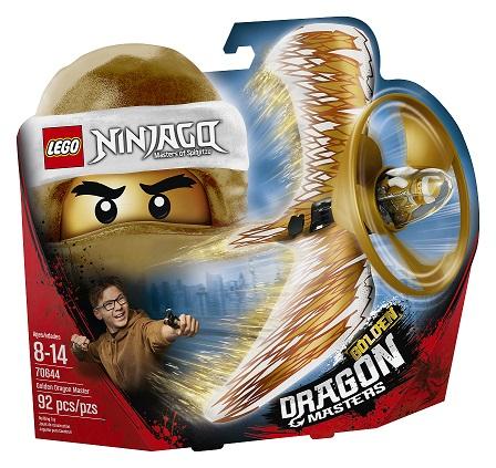 LEGO Ninja Go /materiały prasowe