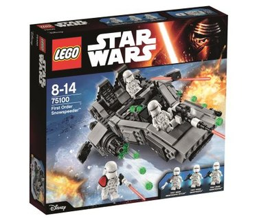 LEGO Star Wars - konkurs