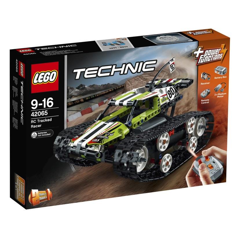 LEGO Technic 42065 /materiały prasowe