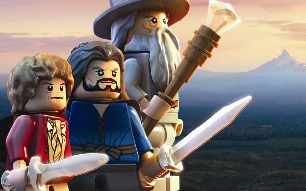LEGO: The Hobbit /materiały prasowe