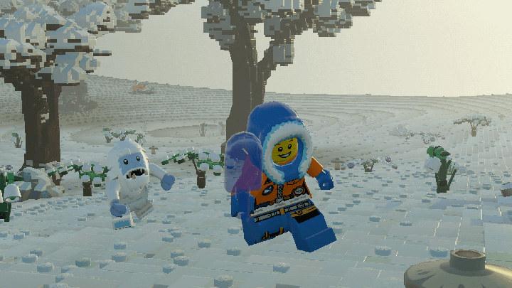 LEGO Worlds to świetna zabawa /materiały prasowe