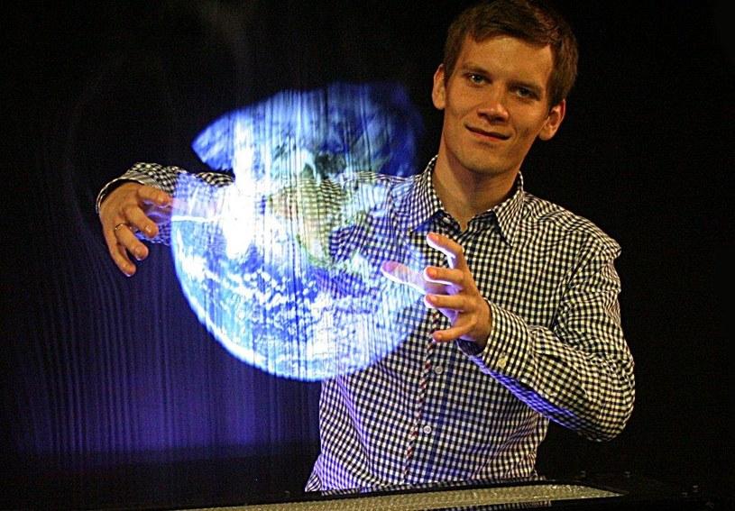 Leia Display System to technologia najbardziej zbliżona do filmowych hologramów. /materiały prasowe