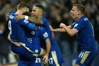 Leicester City mistrzem Anglii. Chelsea - Tottenham 2-2