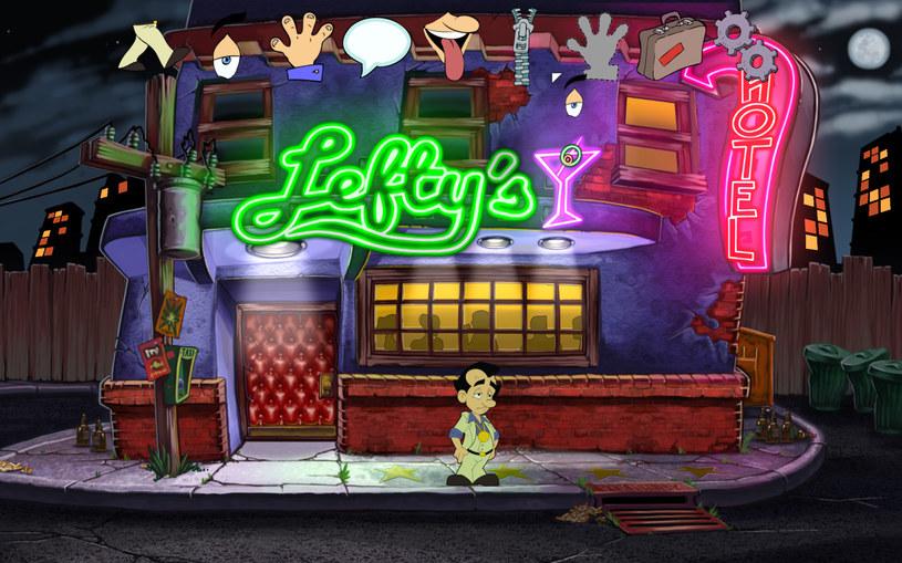Leisure Suit Larry: Reloaded /materiały prasowe