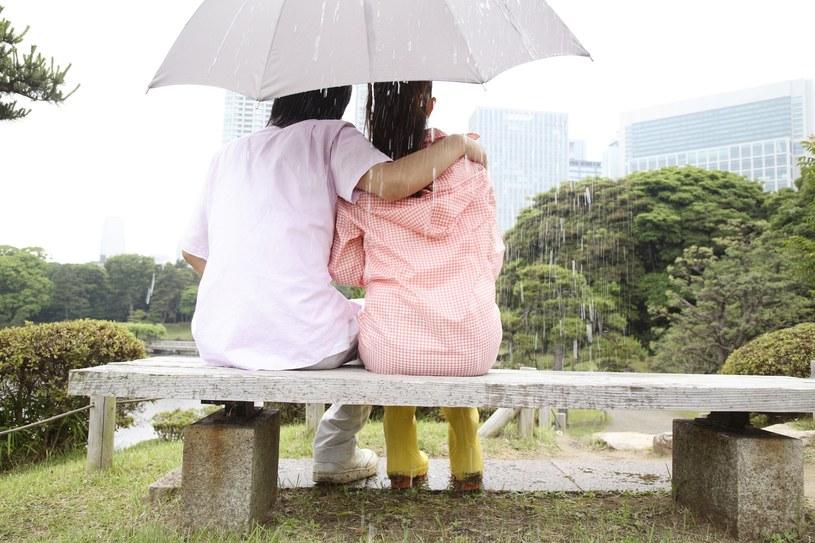 Leje, wieje, a jego nic nie rusza /©123RF/PICSEL