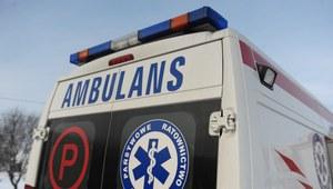 Lejkowo: Wypadek autokaru wiozącego dzieci. Są ranni