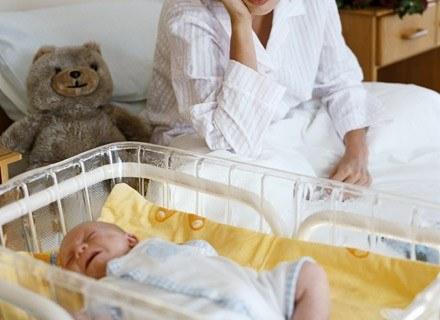 Lęk, czy maleństwo po urodzeniu będzie zdrowe, towarzyszy każdej przyszłej mami