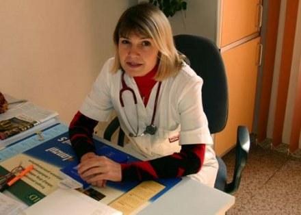 Lek. med. Anna Wójcik - pediatra /InfoBrzeg.pl