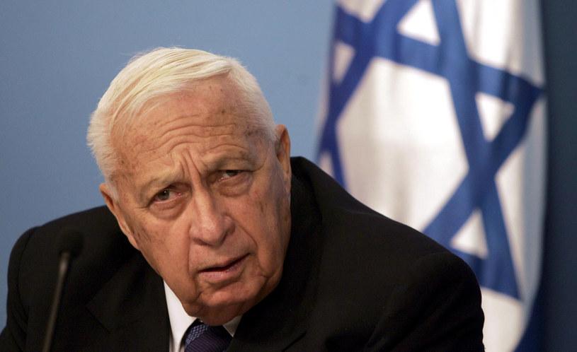 Lekarze Szarona nie dają nadziei /AFP