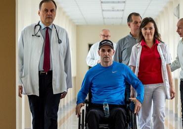 """Lekarze Tomasza Golloba: """"Doświadczył najsilniejszego bólu"""""""