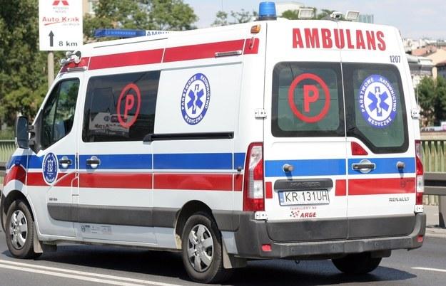 Lekarzom nie udało się uratować 28-latka /RMF FM