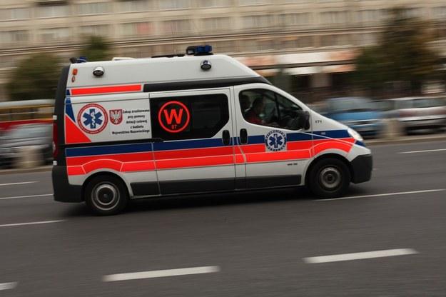 Lekarzom nie udało się uratować sześciolatki /JOLA LIPKA /East News