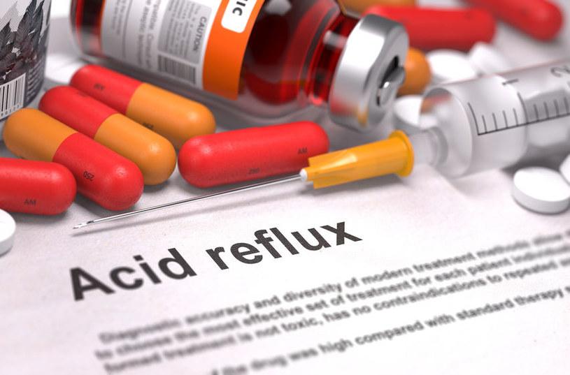 Leki przeciwrefluksowe mogą powodować zawał serca /123RF/PICSEL