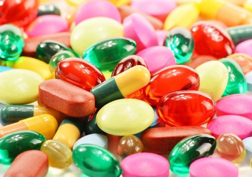 Leki (zdjęcie ilustracyjne) /©123RF/PICSEL