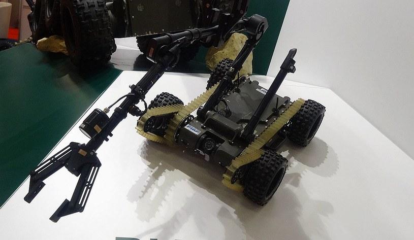 Lekki pojazd bezzałogowy PIAP Scout - Fot. J.Sabak /Defence24