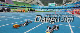 Lekkoatletyczne MŚ - Daegu 2011