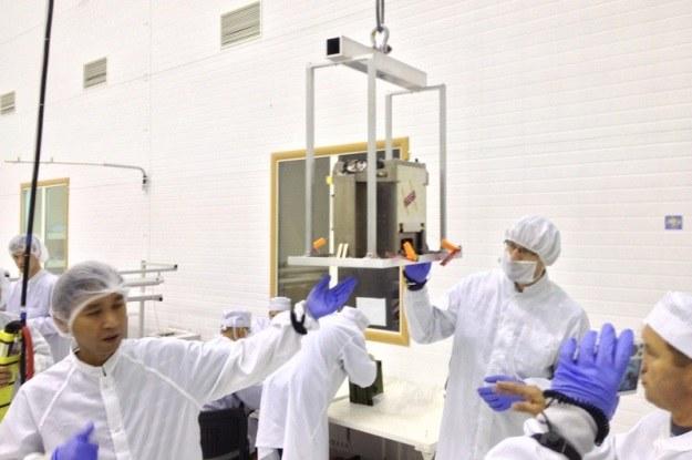 LEM to pierwszy polski satelita. Wkrótce wystartuje kolejny (Fot. BRITE.PL) /materiały prasowe