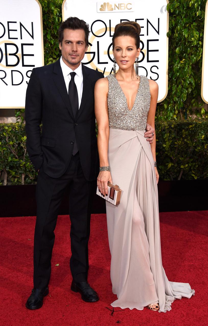 Len Wiseman i Kate Beckinsale /Frazer Harrison /Getty Images