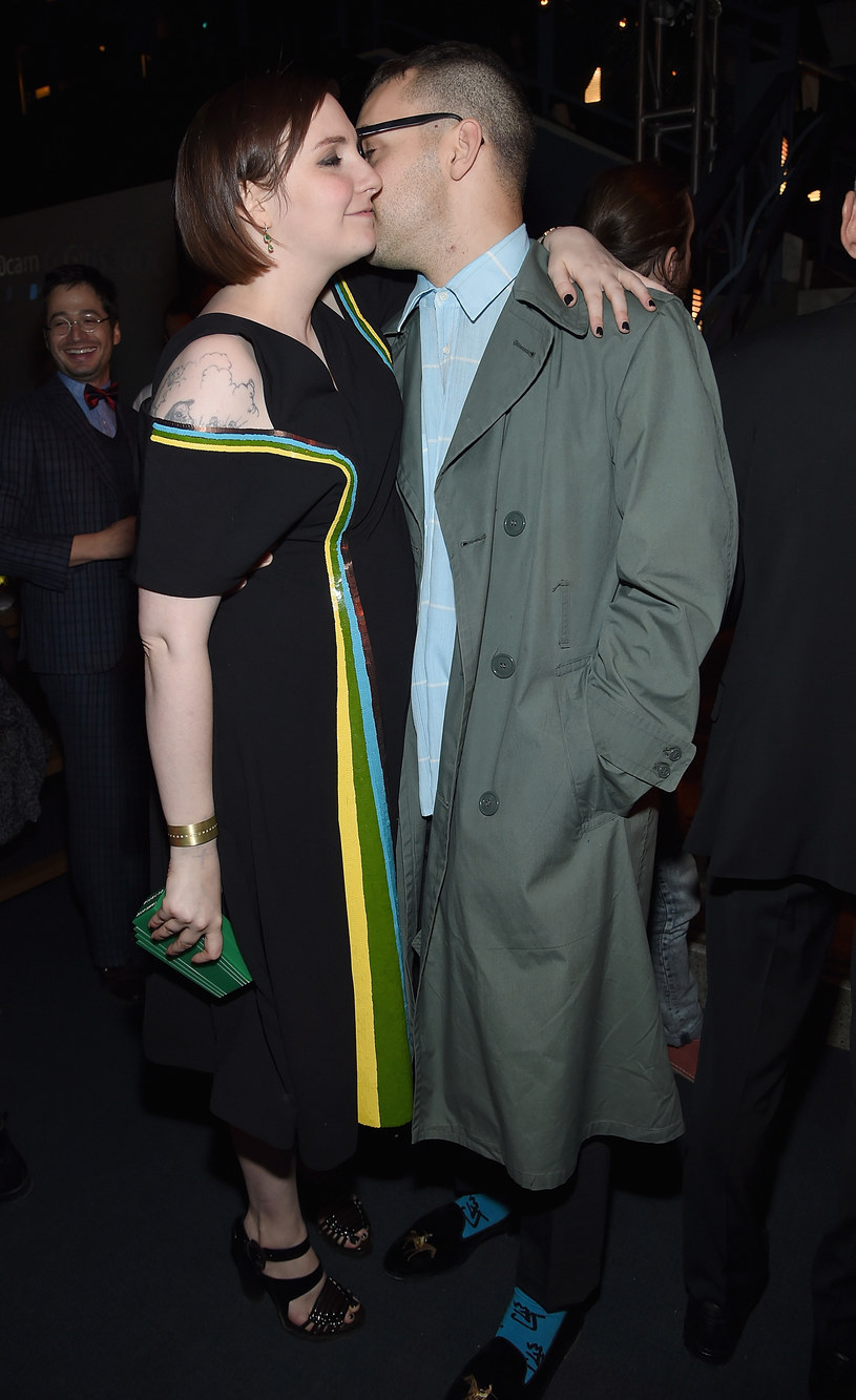 Lena Dunham /Getty Images