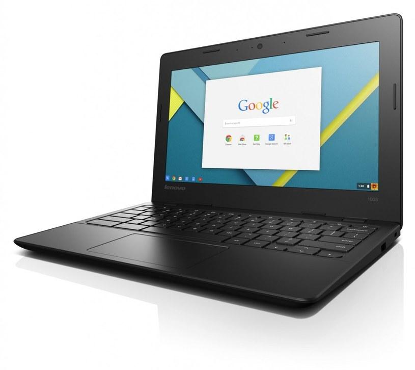 Lenovo Chromebook 100S /materiały prasowe
