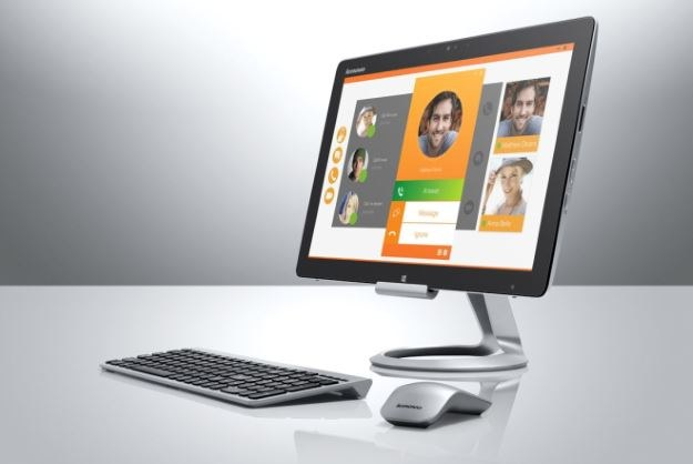 """Lenovo Horizon 2 - producent określa te komputery mianem """"stołowych"""" /materiały prasowe"""