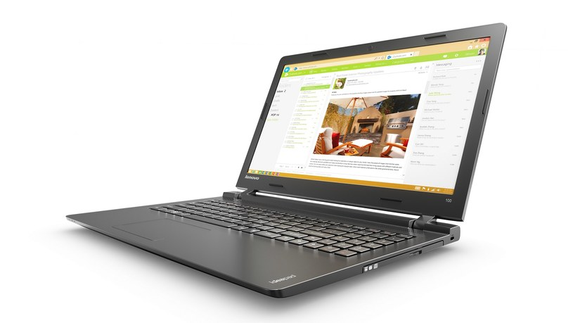 Lenovo Ideapad 100 /materiały prasowe