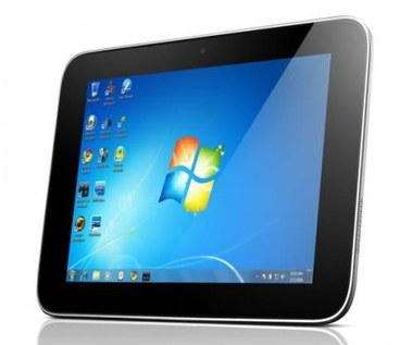 Lenovo IdeaPad P1 z systemem Windows 7