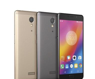 Lenovo P2 – smartfon z baterią pozwalającą na 3 dni działania
