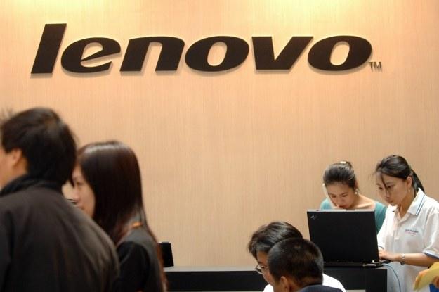 Lenovo się zmienia /AFP