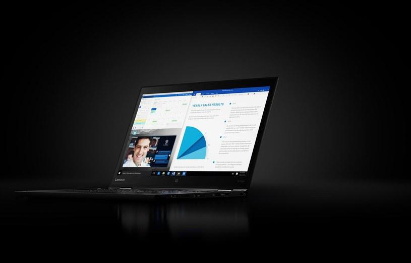 Lenovo ThinkPad X1 Yoga /materiały prasowe