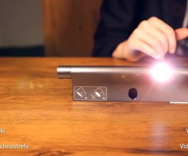 Lenovo Yoga Tab 3 Pro - tablet z projektorem