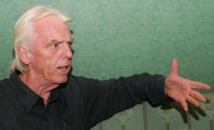 Leo Beenhakker kategorycznie odrzucił zarzuty Zbigniewa Bońka /Agencja Przegląd Sportowy