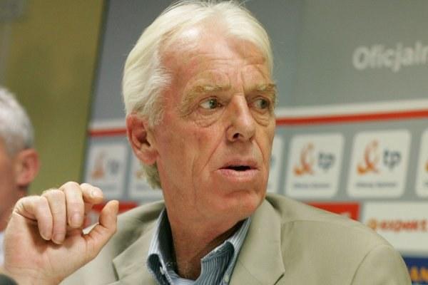 Leo Beenhakker wysłał pierwsze powołania do kadry. Fot. Łukasz Grochala /Agencja Przegląd Sportowy