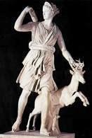 Leochares, Artemida, rzymska kopia posągu /Encyklopedia Internautica