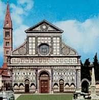 Leon Battista Alberti, kościół Santa Maria Novella, Florencja /Encyklopedia Internautica