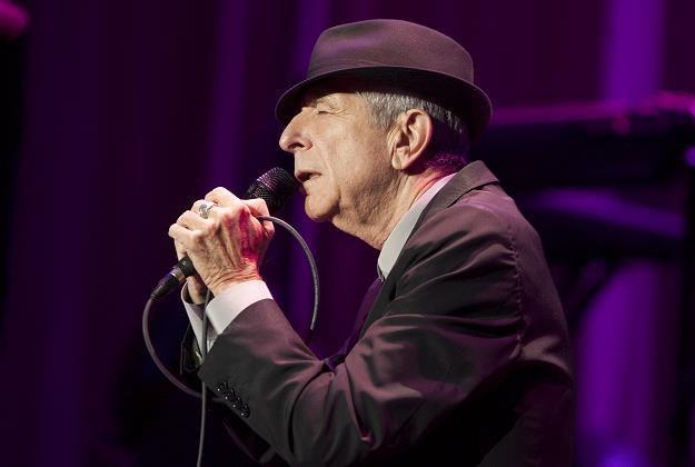 Leonard Cohen w piątek zaśpiewa w Łodzi fot. Mike Lawrie /Getty Images/Flash Press Media