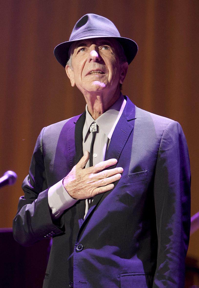 Leonard Cohen zmarł 7 listopada 2016 r. w wieku 82 lat /Mike Lawrie /Getty Images