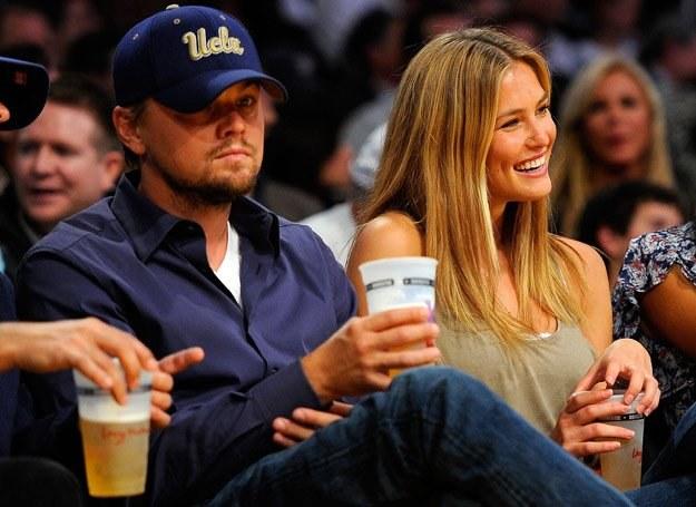 Leonardo DiCaprio i Bar Rafaeli /Show