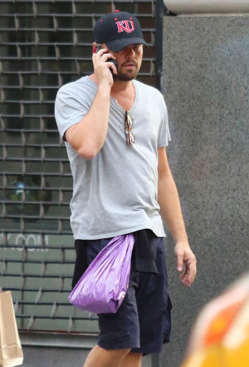 Leonardo DiCaprio może mieć chore serce /East News